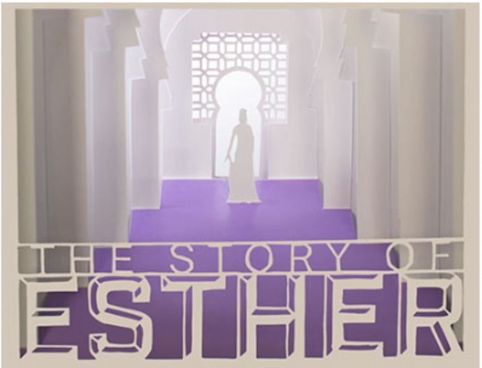 This is an excellent podcast series on the story of Esther.