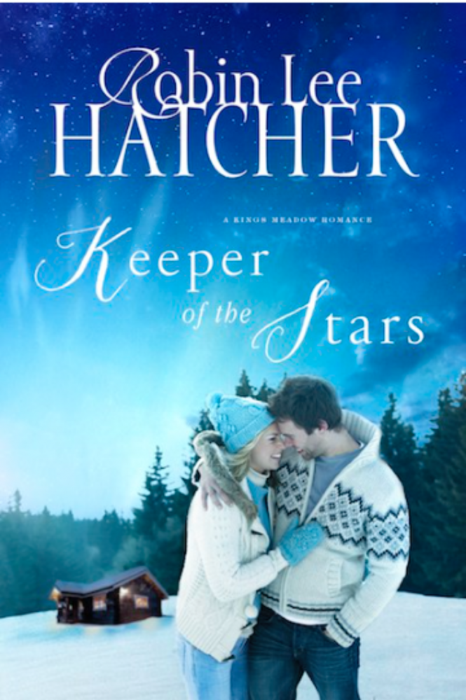 Congrats, Virginia Beddow! You won Keeper of the Stars by Robin Lee Hatcher!