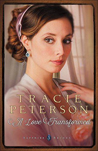 Congrats, Kris Seanor! You won A Love Transformed by Tracie Peterson!