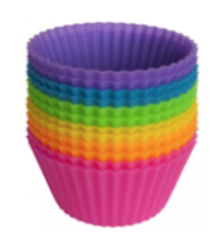 Congrats, Ashley Kauffman! You won the silicone muffin liners!