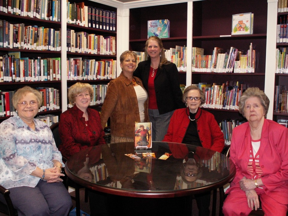 Greater Atlanta Christian School Book Club