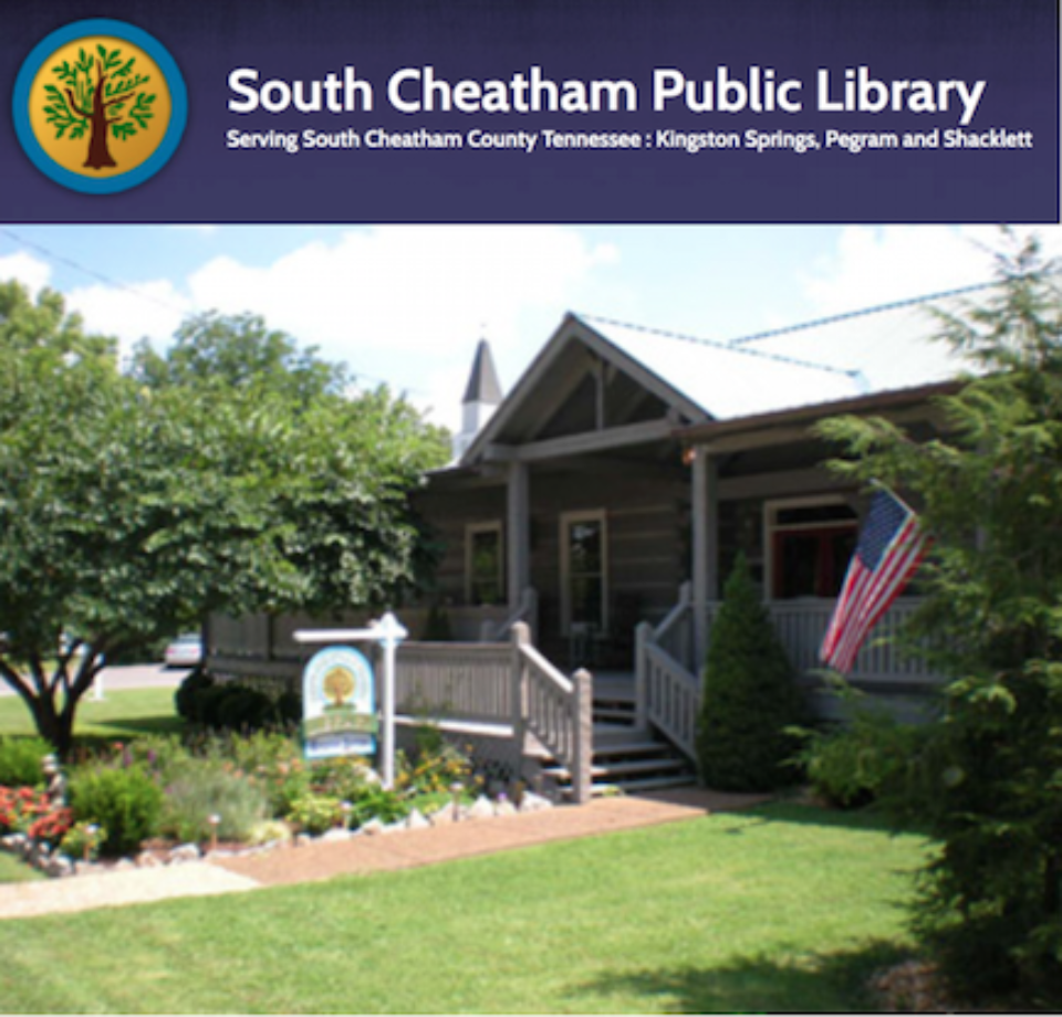 Visit South Cheatham Public Library website