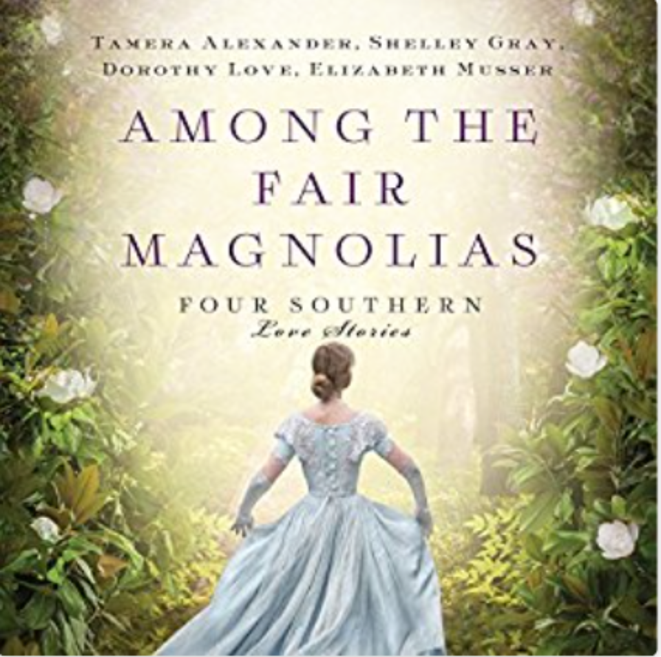 Congrats to Heather Navarro who won Among the Fair Magnolias audiobook