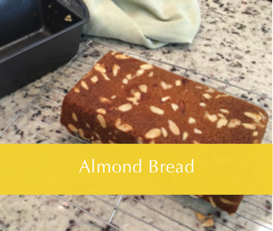 Call it cake, call it bread… Call it delish! We always have this in our kitchen.