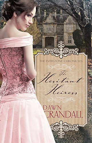 Congrats, Judy Crull! You won The Hesitant Heiress by Dawn Crandall!