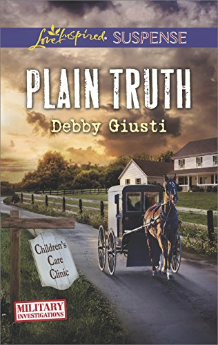 Congrats, Johanna Mitchell! You won Plain Truth by Debby Giusti!