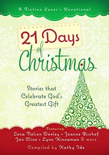 Congrats, Jennifer McIlwain! You won 21 Days of Christmas!