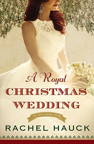 Congrats, Luvilla Osborn! You won A Royal Christmas Wedding by Rachel Hauck!