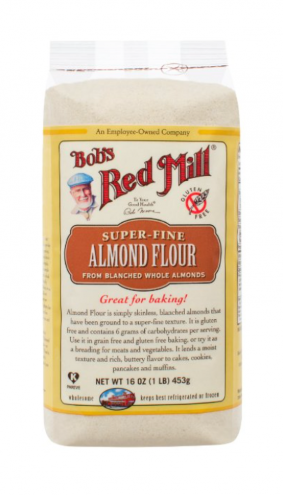 LOVE baking with this! Has quickly become my favorite almond flour.