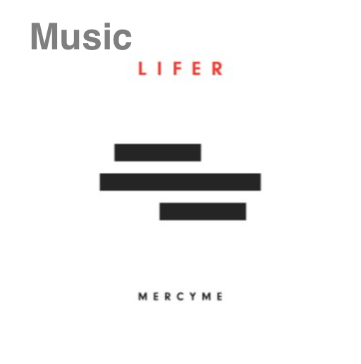 Congrats to Gina McRae who won the MercyMe LIFER CD (love it!) and who has promised to dance like no one is watching (like I do) when the song HAPPY DANCE comes on! :)