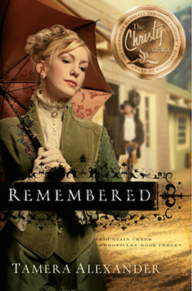 Christy Award Winner, Best Historical Romance