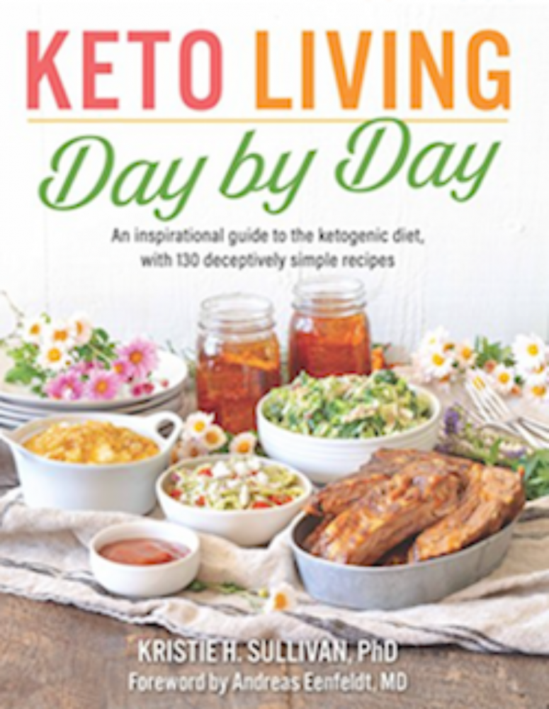 A fabulous, practical guide with recipes for the Keto lifestyle.