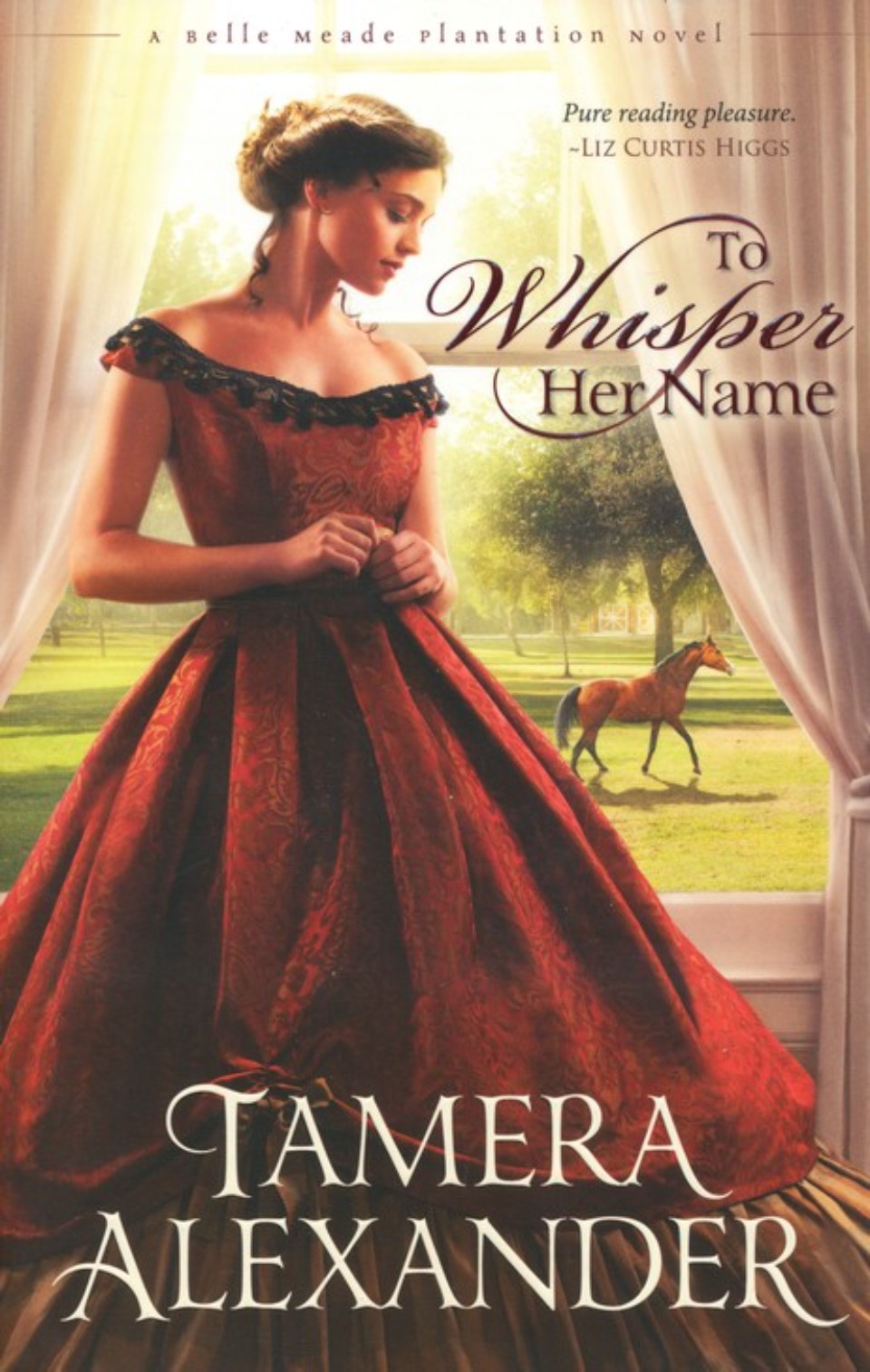 Book 1, Belle Meade novels