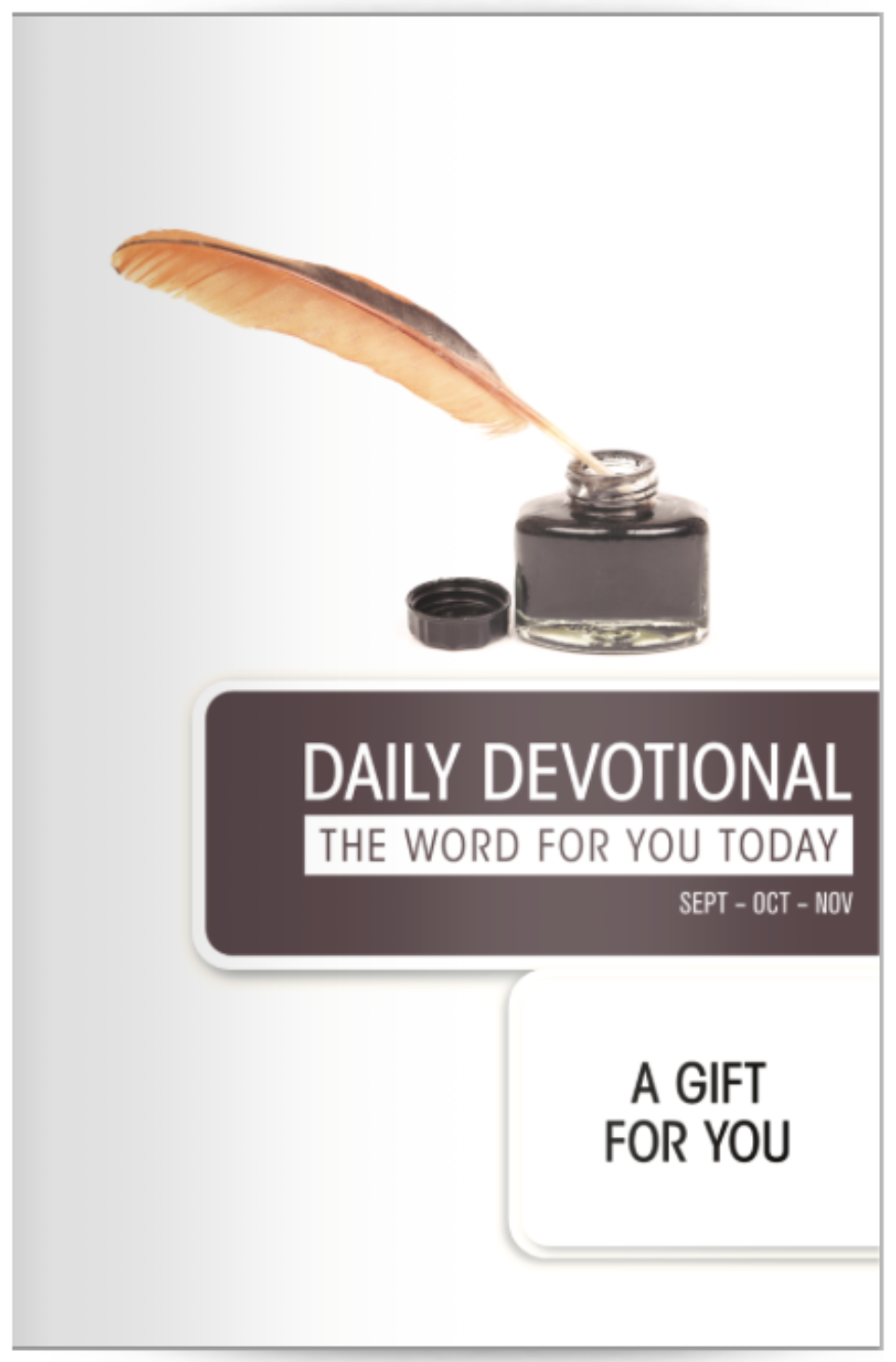 I love this daily devotional, and believe you will too!