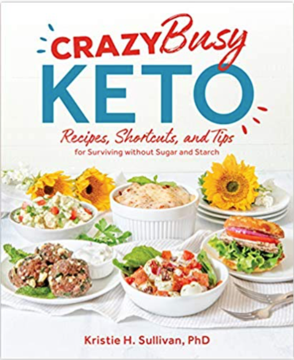 Kristie is great! You'll love her recipes and tips!