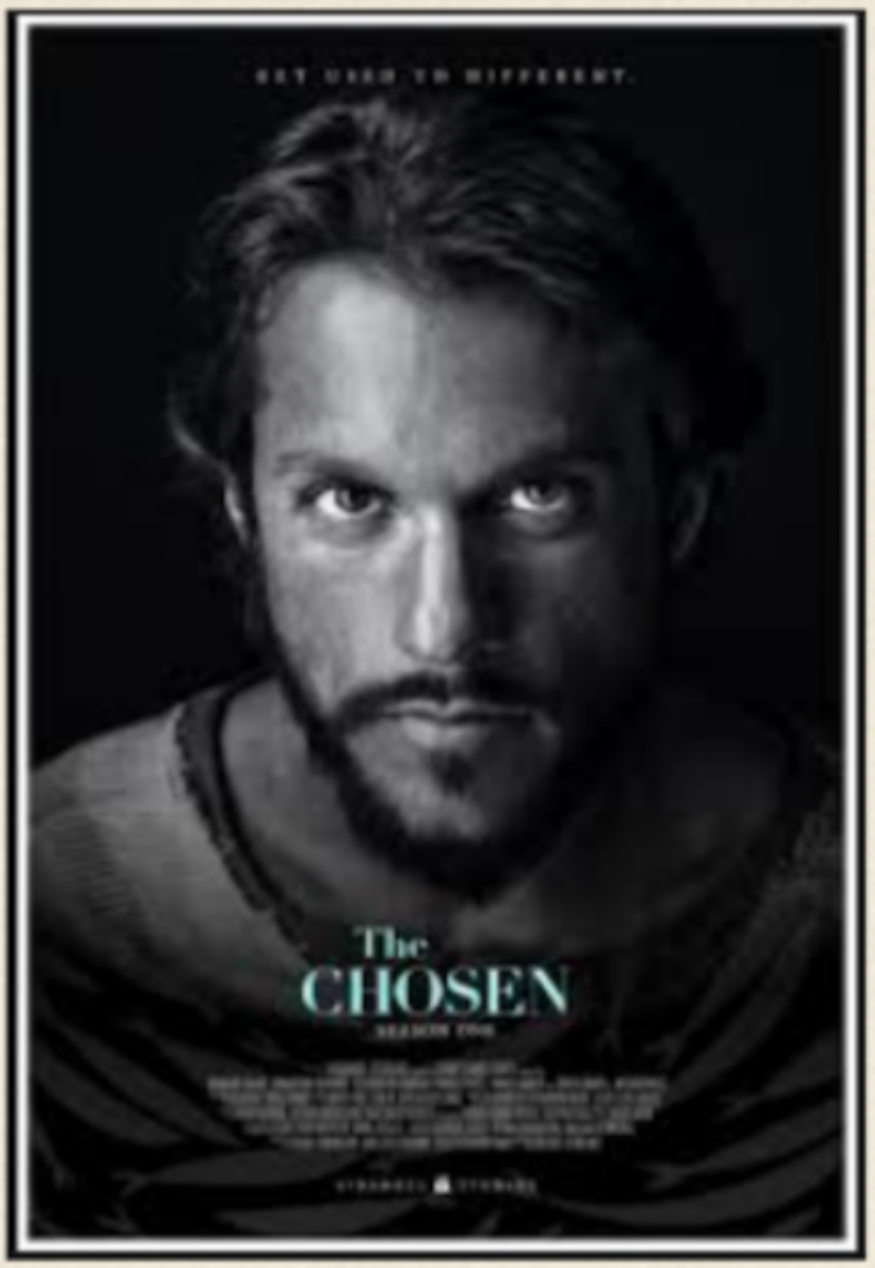 Congrats to Tara Brannon who won the entire 1st Season of THE CHOSEN on DVD! If you haven't seen The Chosen yet, please please check it out today. Don't wait! Start watching The Chosen now by clicking the image above.